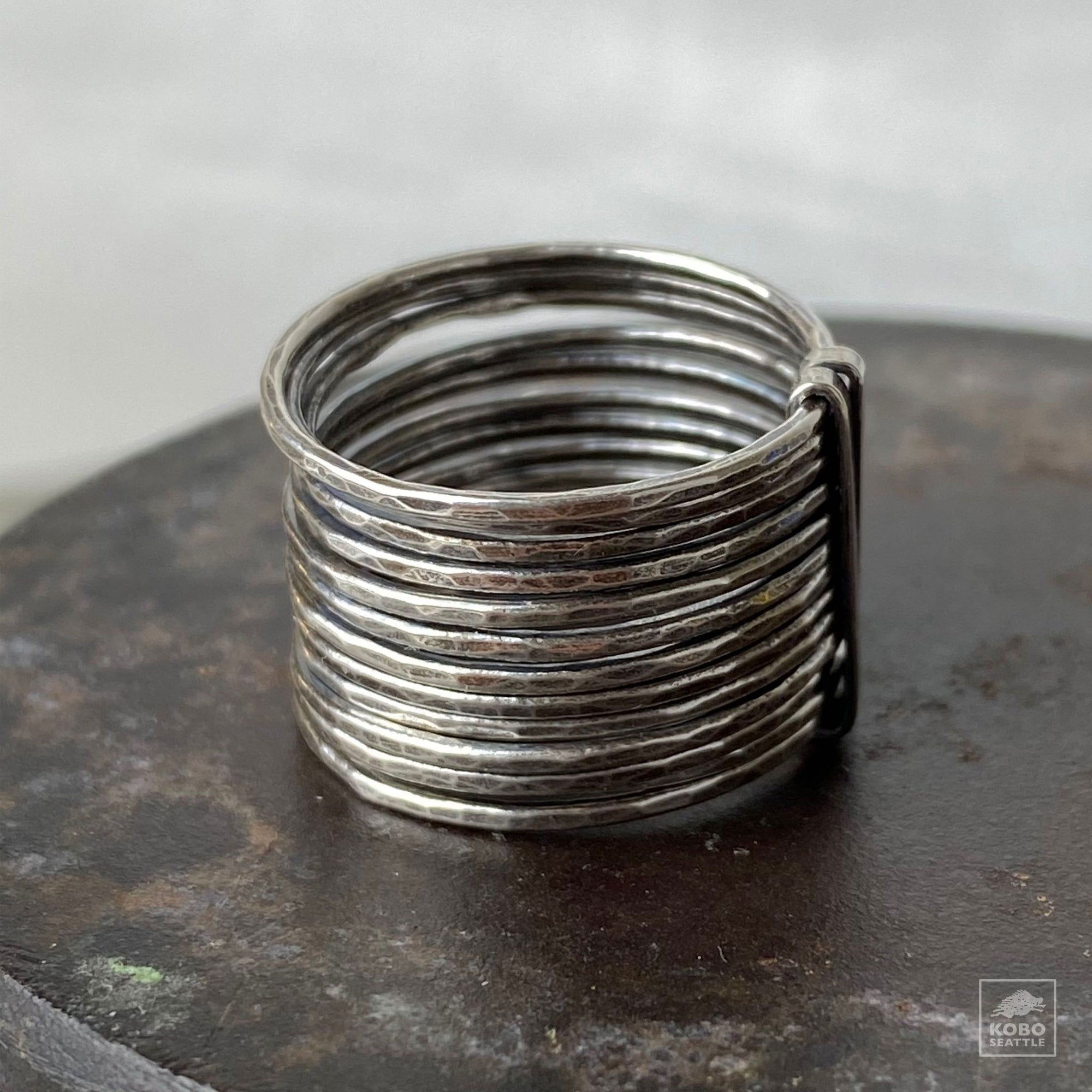 Zuzko Stacked Ring