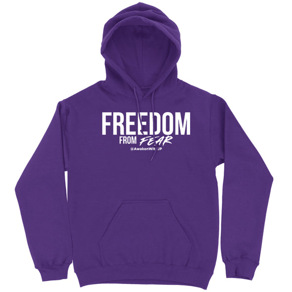 Freedom From Fear Hoodie