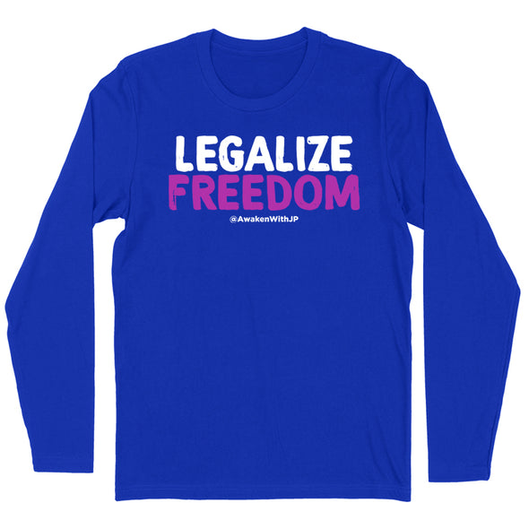 Legalize Freedom Men's Apparel