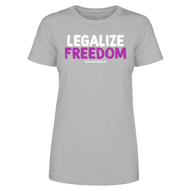 Legalize Freedom Women's Apparel