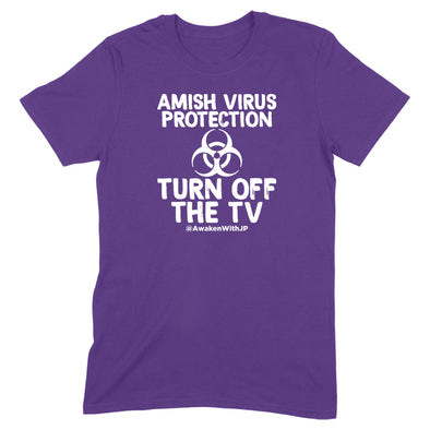 Amish Virus Protection Men's Apparel