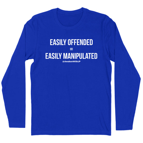 Easily Offended Easily Manipulated Women's Apparel