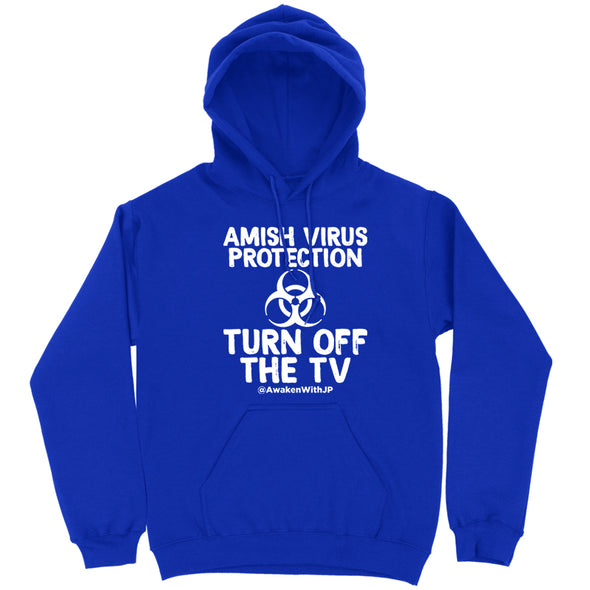 Amish Virus Protection Hoodie