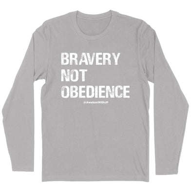 Bravery Not Obedience Men's Apparel