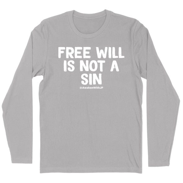 Free Will Is Not A Sin Women's Apparel