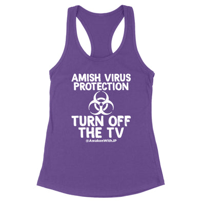 Amish Virus Protection Women's Apparel