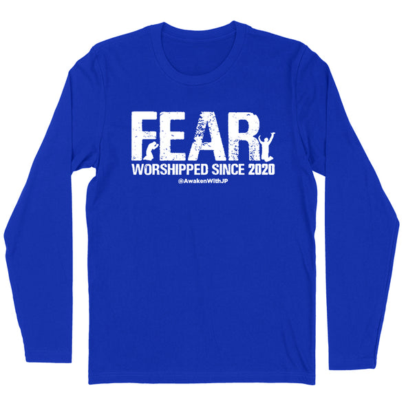 Fear Worshiped Since 2020 Men's Apparel
