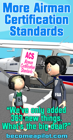 Rod's Letter to the FAA and ACS Committee Members – Rod