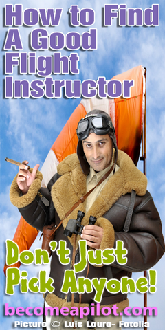 How to Find a Good Flight Instructor – Rod Machado's