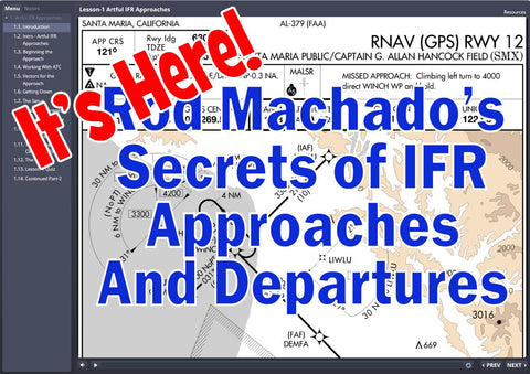 Rod's Letter to the FAA and ACS Committee Members – Rod Machado's