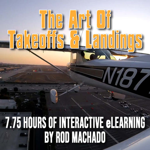 The Art of Takeoffs and Landings eCourse