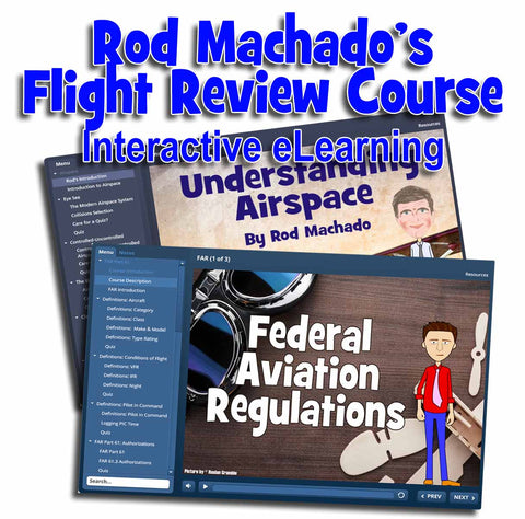 Flight Review eLearning Course Bundle