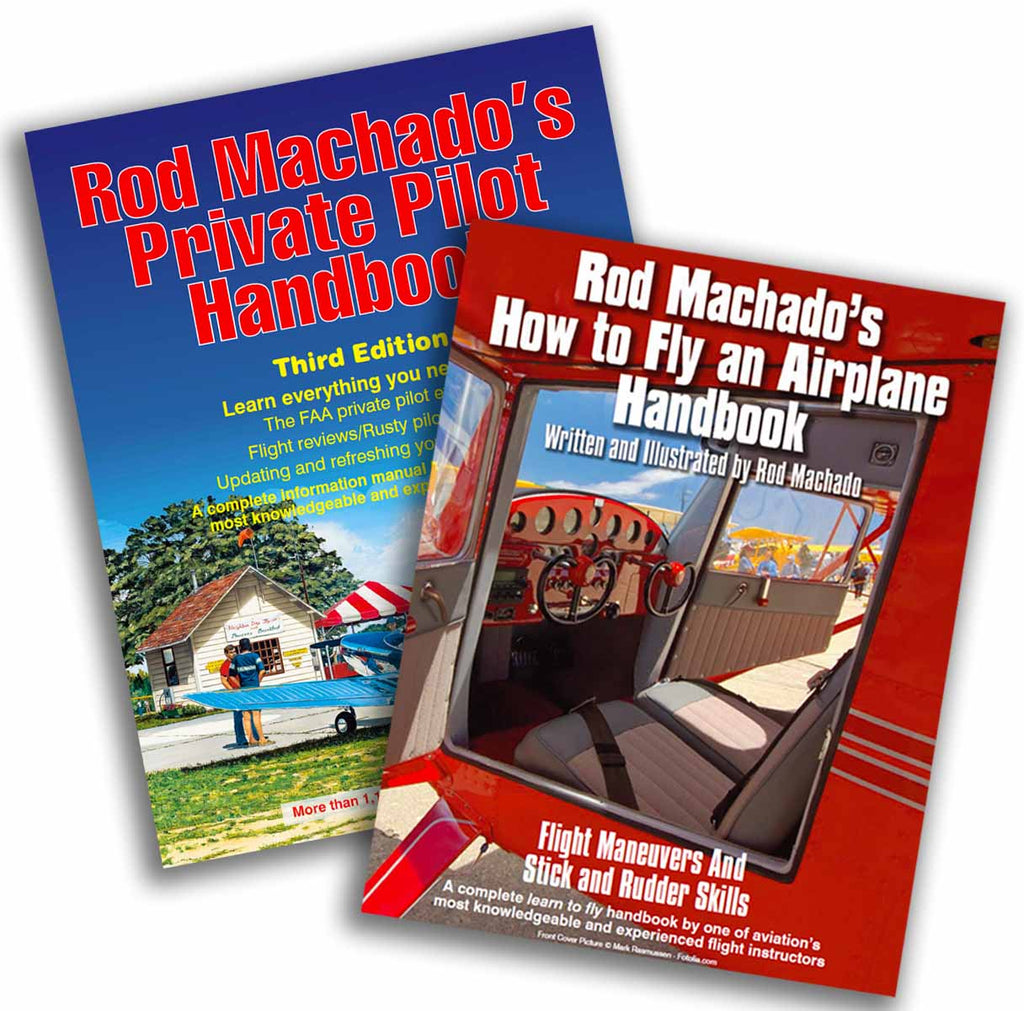Rod Machado's Private Pilot Starter Kit