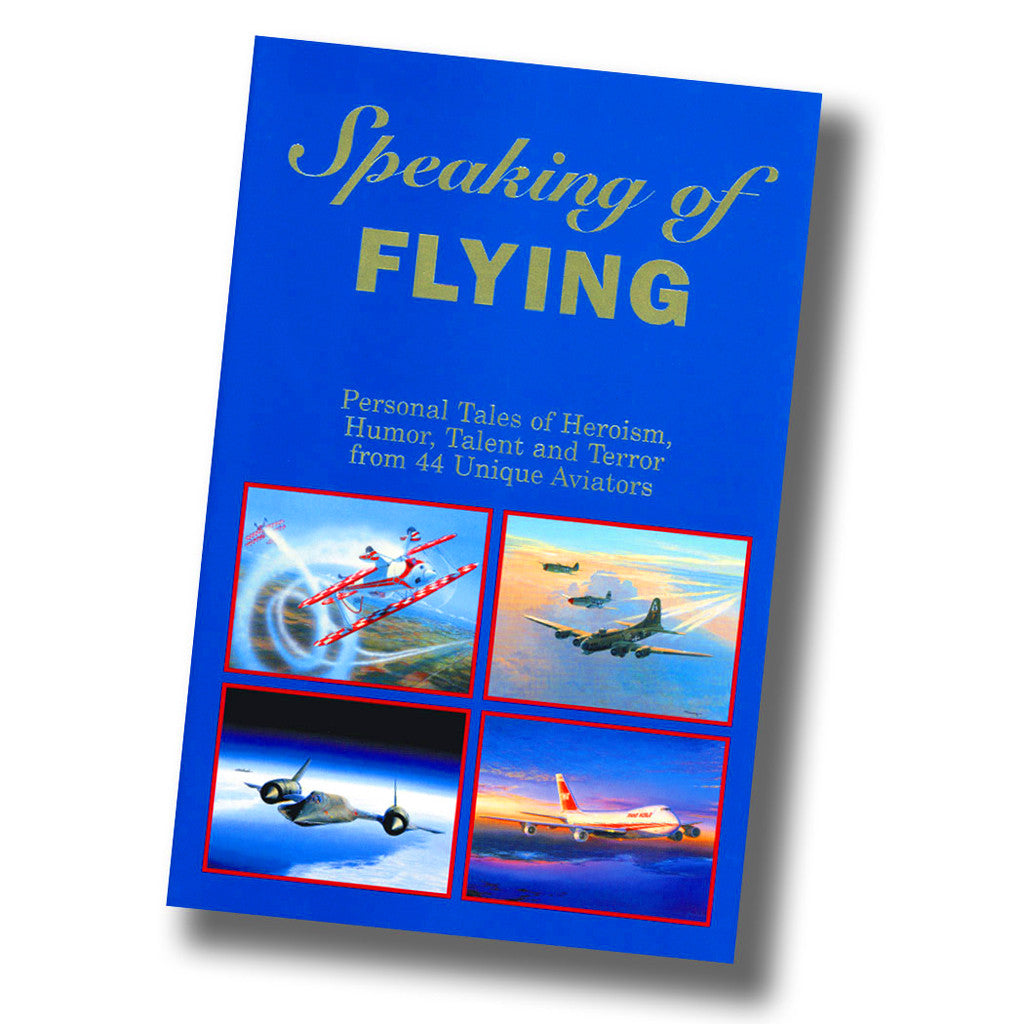 Speaking of Flying (Book or eBook)