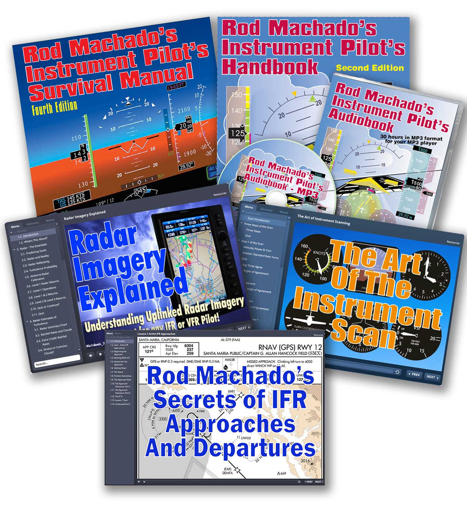 Ultimate Digital IFR Collection by Rod Machado