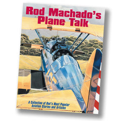 Rod Machado's Plane Talk (Book or eBook)
