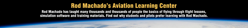 Rod Machado's Aviation Learning Center