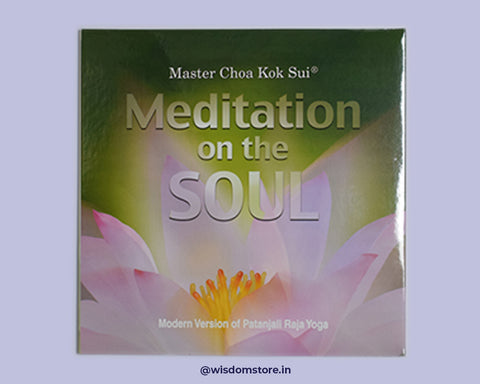 Meditation On Higher Soul CD ENGLISH