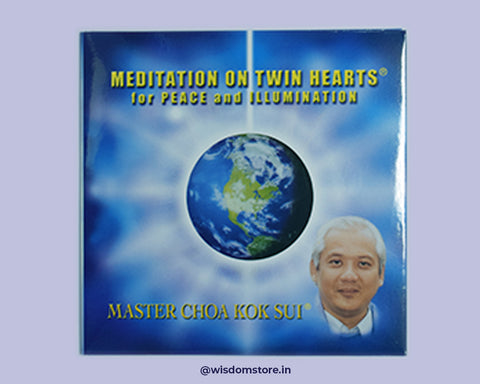 Meditation on Twin Hearts for Peace and Illumination CD English