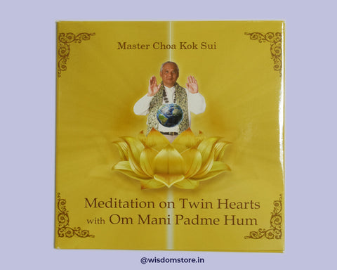 Meditation on Twin Hearts with Om Mani Padme Hum CD