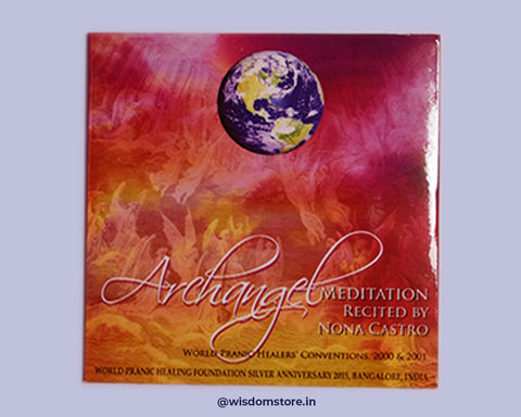 Archangel Meditation CD ENGLISH