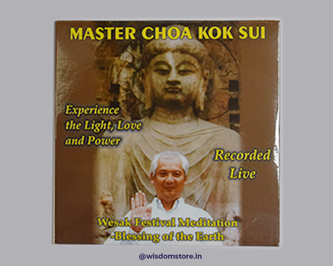 Meditation on Wesak CD English