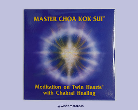 Meditation on Twin Hearts with Chakral Healing CD ENGLISH