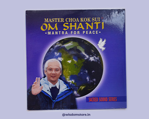 OM SHANTI Mantra for Peace