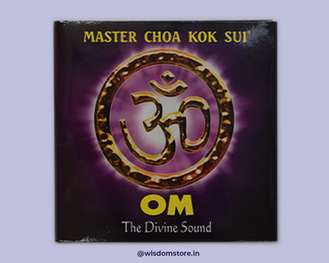 OM The Divine Sound BY MASTER CHOA KOK SUI (CD)