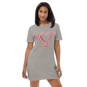 Crazy 4 U Chillin @ Choo's Organic Cotton T-Shirt Dress/Nighty