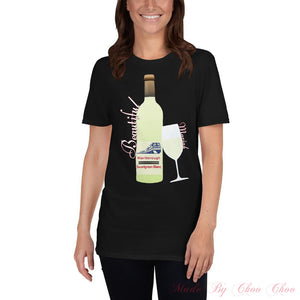 Beautiful Mariah Front Print Short-Sleeve Unisex T-Shirt