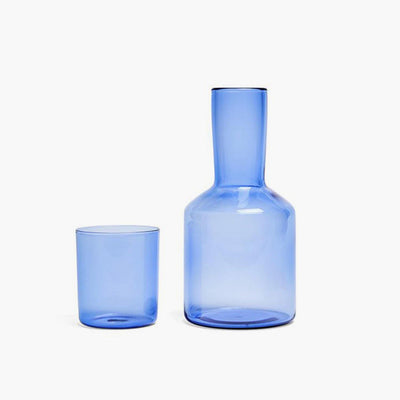Carafe & Glass Set - Azure - BLU KAT