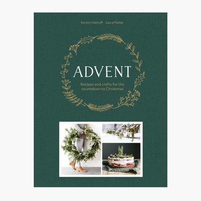 Advent Book - BLU KAT