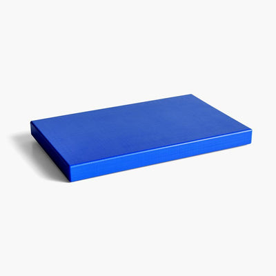 Chopping Board, Rectangular - Sky Blue - L - BLU KAT