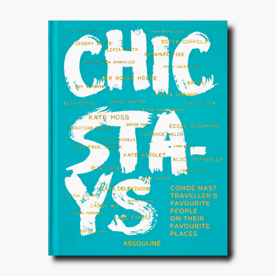 Chic Stays Book - BLU KAT