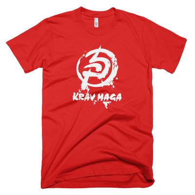 Krav Maga Japanese Ink Graffiti T-Shirt