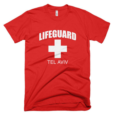 Tel Aviv Lifeguard T-Shirt