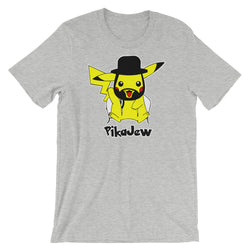 PikaJew Hebrew T-Shirt