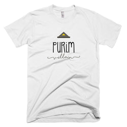 Purim Villain T-Shirt