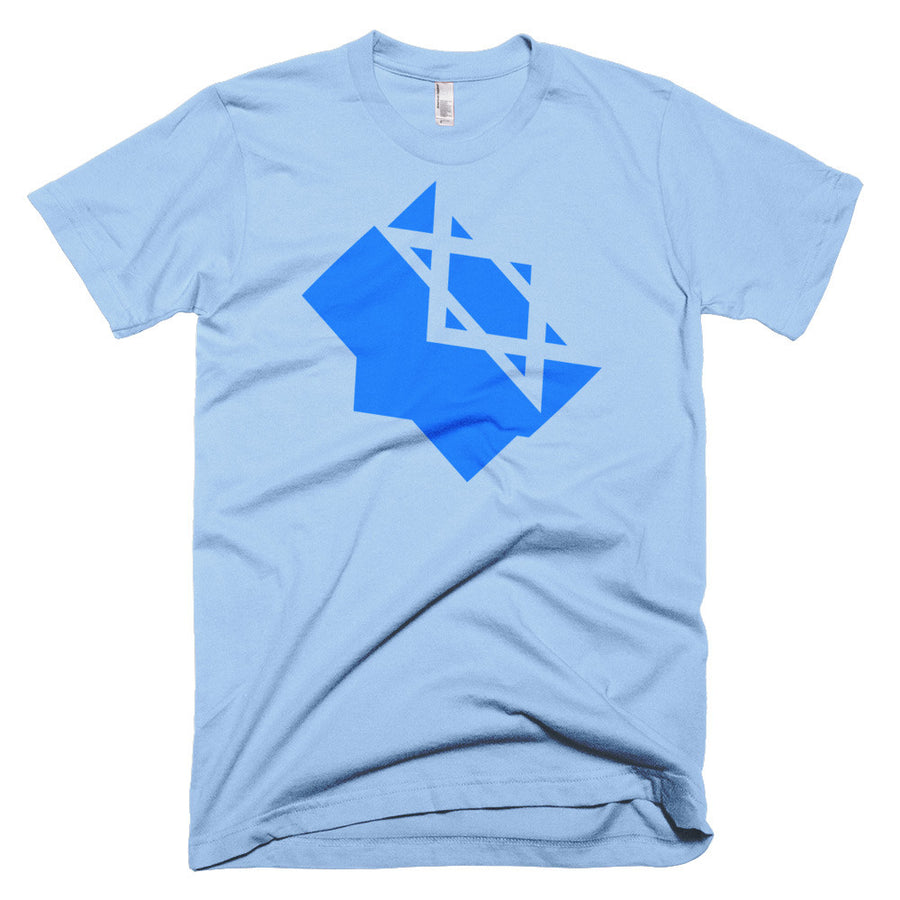 3D Star of David T-Shirt