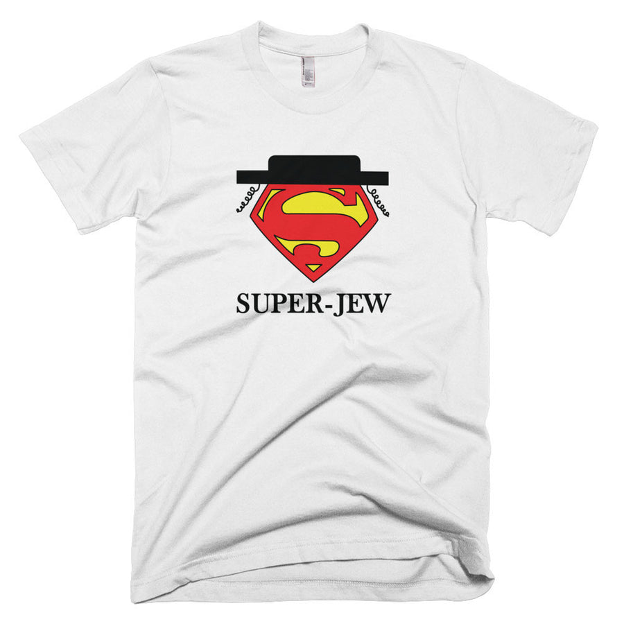 Super Jew Chassidic T-Shirt