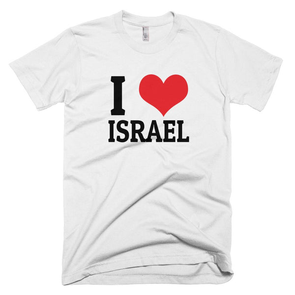 I Love Israel T-Shirt