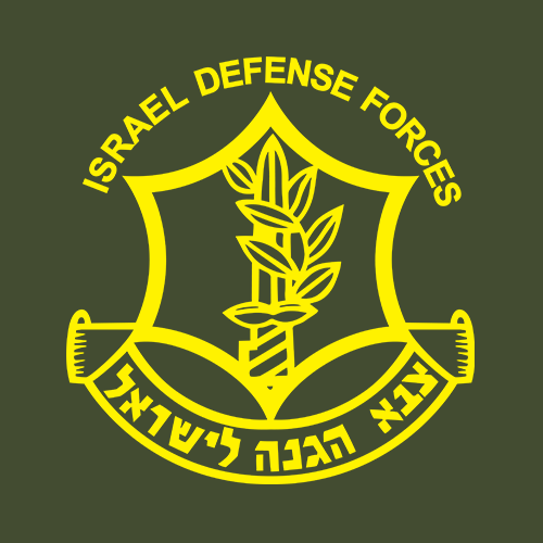 Israel Defense Forces (IDF) Classic T-Shirt
