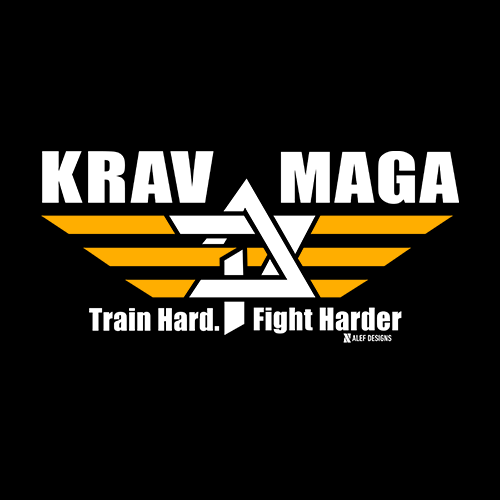 Krav Maga Train Hard T-Shirt
