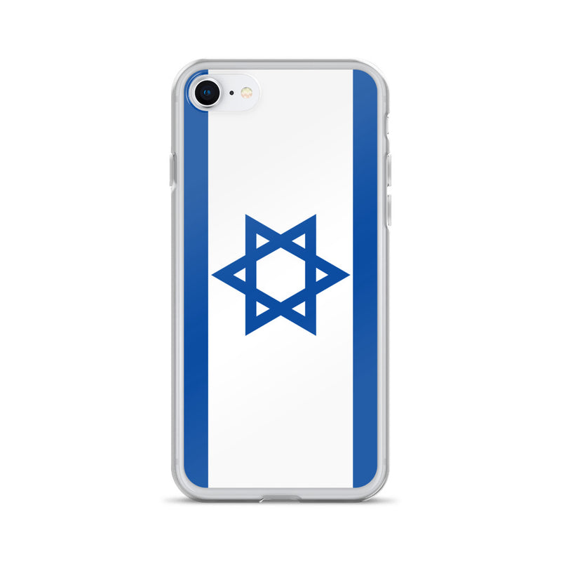 Flag of Israel (iPhone Case)