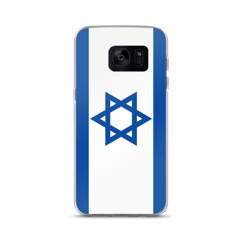 Flag of Israel (Samsung Phone Case)