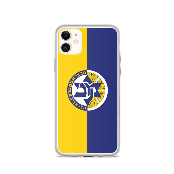 Maccabi Tel Aviv Basketball (iPhone Case)