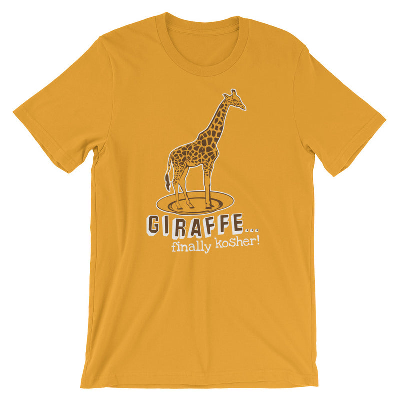 Giraffe... Finally Kosher! T-Shirt