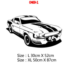 Load image into Gallery viewer, Modern Sport Car Vinyl Wall Sticker Cars Wall Decor For Living Room Decoration Bedroom Decor Home Wall Art Decals Wallpaper