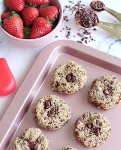 The Healthy Cookie Image